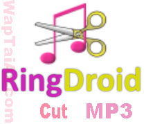 ung dung cat nhac mp3 ringdroid